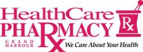 Health Care Pharmacy Logo