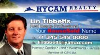 Lin Tibbetts - Cayman Realty Group Logo