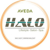 Halo Lifestyle Salon and Spa Logo