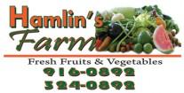 Hamlin's Farm Logo