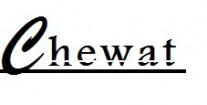 Chewat Concrete Logo