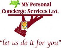 MY Personal Concierge Services Ltd. Logo
