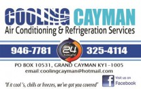 Cooling Cayman Logo