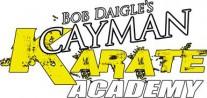 Bob Daigle's Cayman Karate Academy Logo