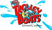 Trolley Duck Tours Logo