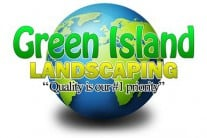 Green Island Landscaping Logo