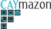 Caymazon Logo