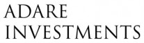Adare Investments Ltd. Logo