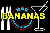 Bananas Restaurant & Lounge Logo