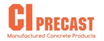 C I Precast Logo