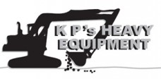 KP's Heavy Equipment Ltd. Logo