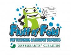 Fluff n' Fold Logo