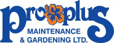 Pro Plus Gardening Services Logo