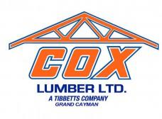 Cox Lumber Bodden Town Logo