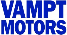 Vampt Motors Dealership Logo