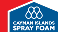 Cayman Islands Spray Foam Logo