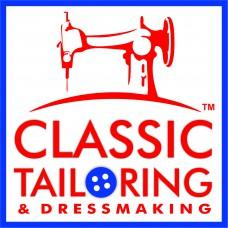 Classy Tailoring & Dressmaking Logo