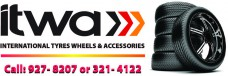 International Tyres, Wheels & Accessories (ITWA) Logo