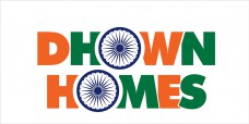 Dhown Homes Logo