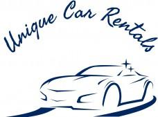 Unique Car Rentals Logo