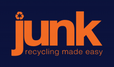 JUNK - recycling made easy Logo
