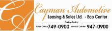 Cayman Automotive Logo