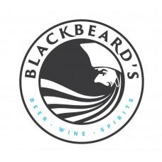 Blackbeard's Liquors Logo