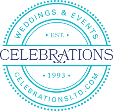 Celebrations Weddings & Events Logo
