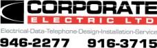 Corporate Electric Ltd. Logo