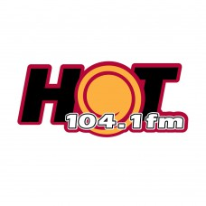 Hot 104.1 FM Logo