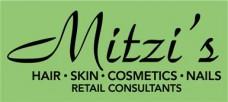 Mitzi's Hair - Skin - Cosmetics - Nails - Retail Consultants Logo
