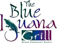 Blue Iguana Grill Logo