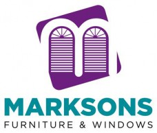 Marksons Furniture & Windows Logo