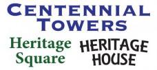 Centennial Towers Logo