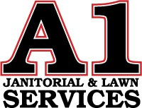 A 1 Janitorial & Lawn Services Logo