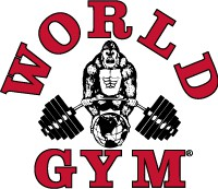 World Gym Fitness Centre Logo