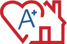 A+ Child & Home Care Agency Logo