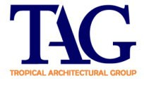 Tropical Architectural Group (TAG) Logo