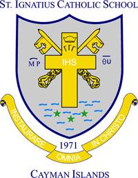 St. Ignatius Catholic School Logo