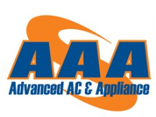 Advanced Air Conditioning and Appliances Logo