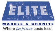 Elite Marble & Granite Logo