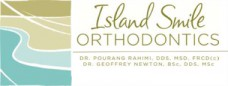 Island Smile Orthodontics Logo