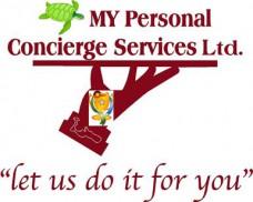 MY Personal Concierge Services Ltd. Logo
