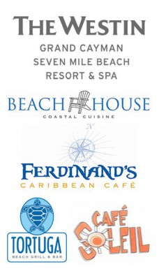 Westin Grand Cayman Restaurants Logo