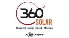 360 Solar ( A 360 Holdings Company) Logo