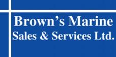 Browns Marine Logo
