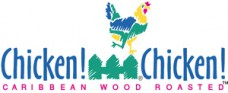 Chicken! Chicken! Caribbean - Wood Roasted Logo