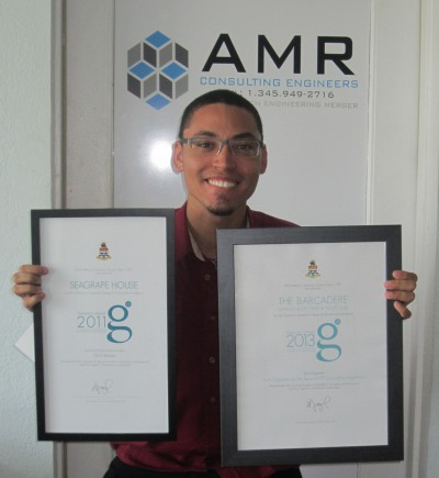 BI-ANNUAL GOVERNOR'S AWARD FOR DESIGN & CONSTRUCTION EXCELLENCE IN THE CAYMAN ISLANDS