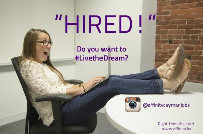 #LivetheDream with Affinity Recruitment
