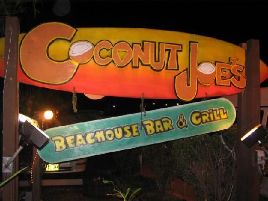 Coconut Joe's Beachouse Bar & Grill Coconut Joe''s Beachouse Bar & Grill Cayman Islands